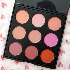 Morphe: 9B The Blushed Blush Palette